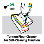 illu FC5 turn on your floor cleaner for selfcleaning function oth 01 EN CI15