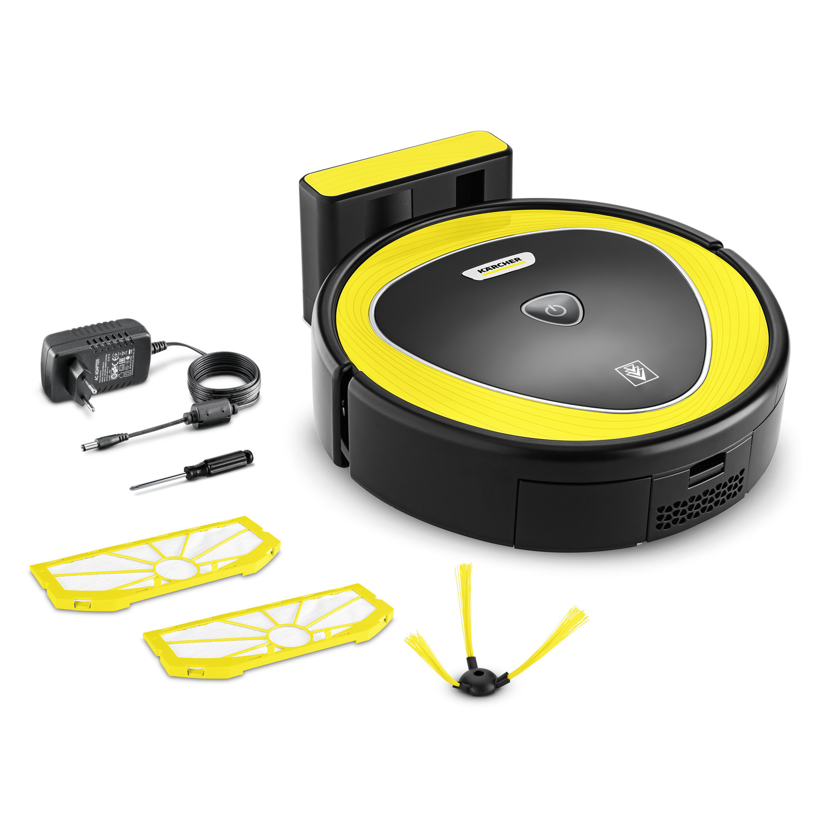 RC 3 II Robocleaner 1.198-203.0 KARCHER - KARCHER PREMIER CENTER