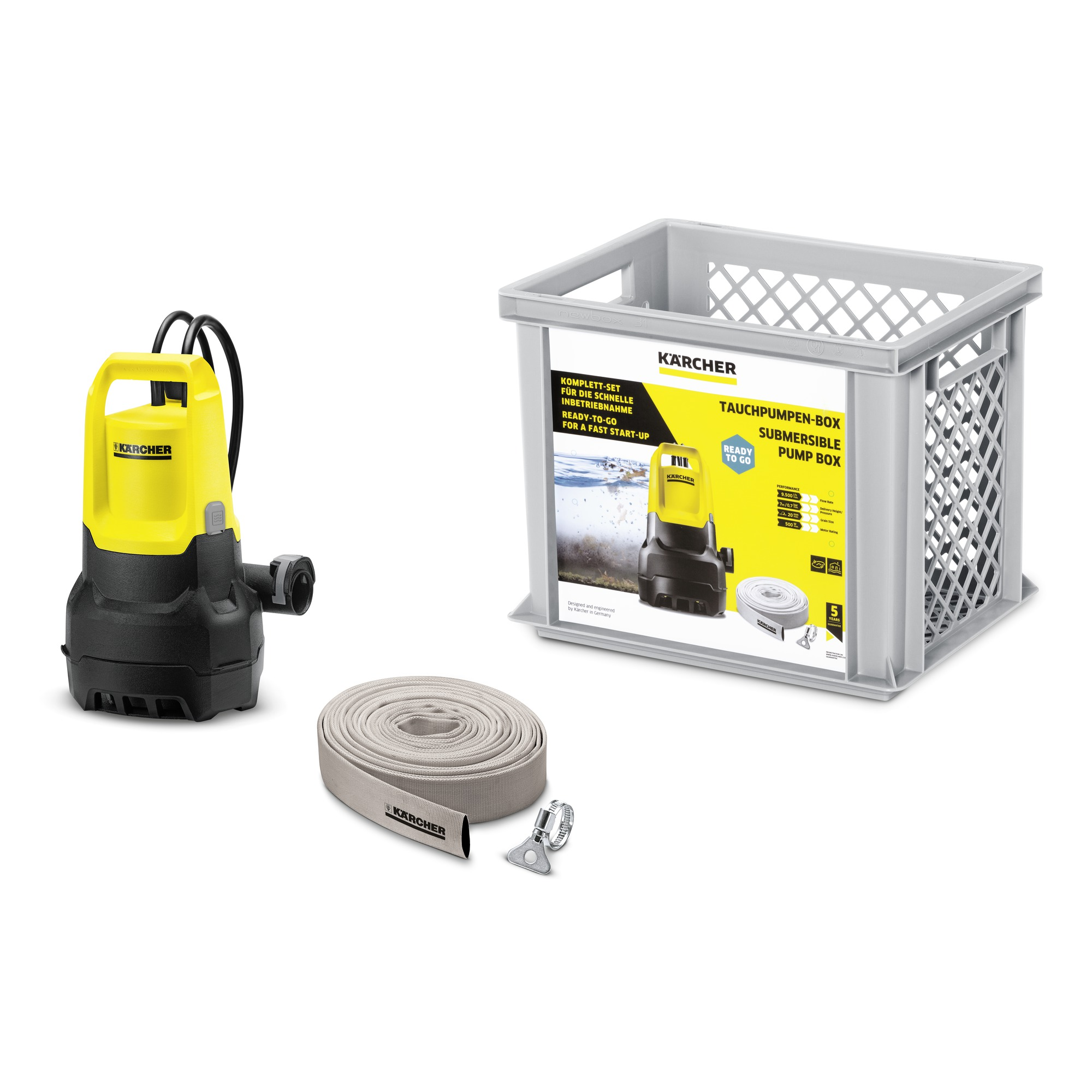 SP 5 Dirt Set 1.645-507.0 KARCHER - KARCHER PREMIER CENTER