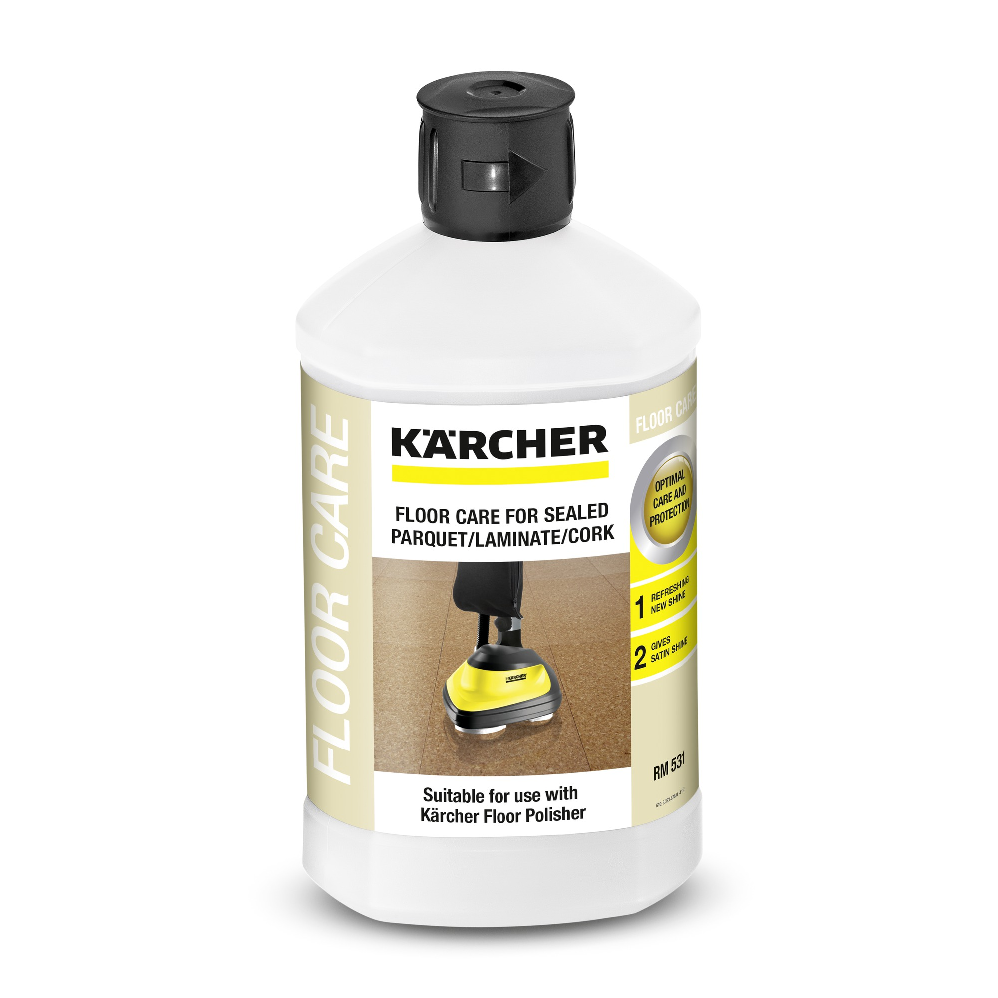 RM 531 6.295-777.0 KARCHER - KARCHER PREMIER CENTER